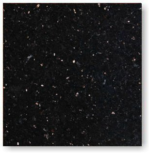 Black Galaxy Indian Granite