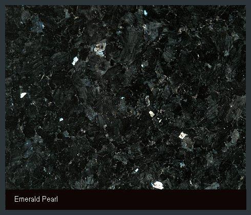 Emerald Pearl Indian Granite