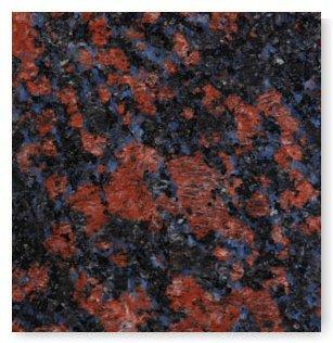 Maple Red Indian Granite