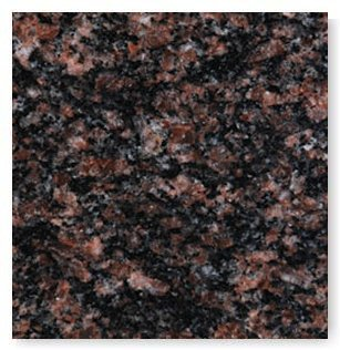New Mahogany Indian Granite