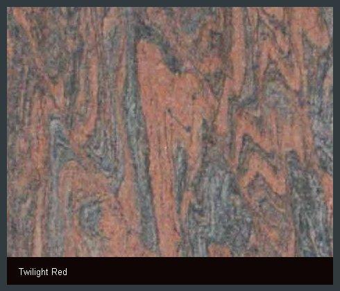 Twilight Red Indian Granite