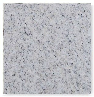 Viscon White Plain Indian Granite
