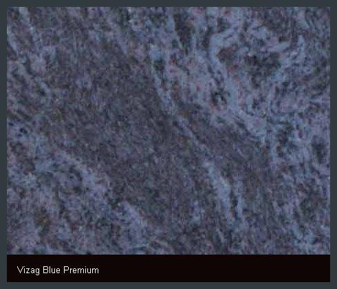 Vizag Blue Premium Indian Granite