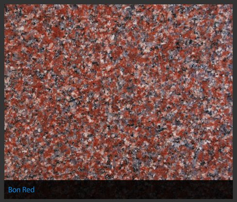 Bon Red Indian Granite