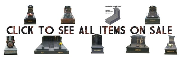 Catalogue and Stock Items On Sale