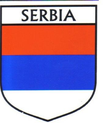 Serbian Flag Colours